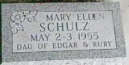 SCHULZ, MARY - Black Hawk County, Iowa | MARY SCHULZ