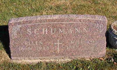 SCHUMAN, WILLIAM - Black Hawk County, Iowa   WILLIAM SCHUMAN