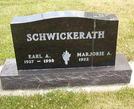 SCHWICKERATH, EARL A. - Black Hawk County, Iowa | EARL A. SCHWICKERATH