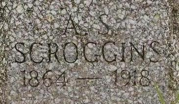 SCROGGINS, A.S. - Black Hawk County, Iowa | A.S. SCROGGINS