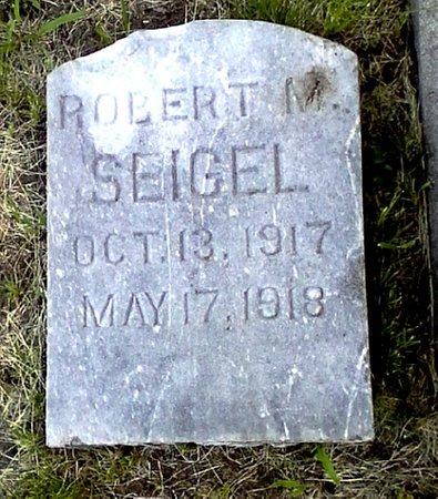 SEIGEL, ROBERT M. - Black Hawk County, Iowa | ROBERT M. SEIGEL