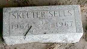 SELLS, SKEETER - Black Hawk County, Iowa   SKEETER SELLS