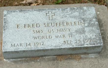 SEUFFERLEIN, E.  FREDERICK - Black Hawk County, Iowa | E.  FREDERICK SEUFFERLEIN