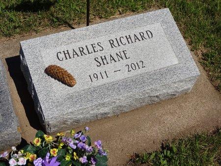 SHANE, CHARLES RICHARD - Black Hawk County, Iowa   CHARLES RICHARD SHANE