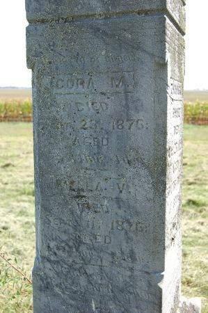 SHANE, MELLA V. - Black Hawk County, Iowa | MELLA V. SHANE