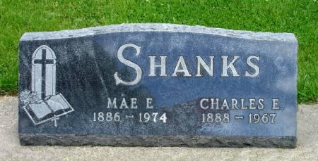 SHANKS, CHARLES E. - Black Hawk County, Iowa | CHARLES E. SHANKS