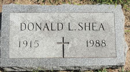 SHEA, DONALD L. - Black Hawk County, Iowa | DONALD L. SHEA