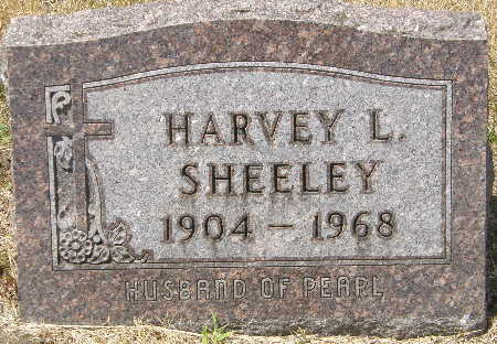 SHEELEY, HARVEY L. - Black Hawk County, Iowa | HARVEY L. SHEELEY