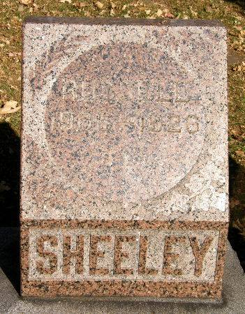 SHEELEY, RUSSELL - Black Hawk County, Iowa | RUSSELL SHEELEY