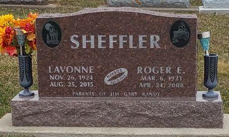 SHEFFLER, LAVONNE - Black Hawk County, Iowa | LAVONNE SHEFFLER