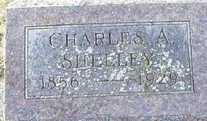 SHELLEY, CHARLES A - Black Hawk County, Iowa | CHARLES A SHELLEY