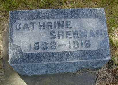 BREITHAUPT SHERMAN, CATHRINE - Black Hawk County, Iowa | CATHRINE BREITHAUPT SHERMAN