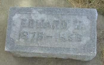 SHERMAN, EDWARD W. - Black Hawk County, Iowa   EDWARD W. SHERMAN
