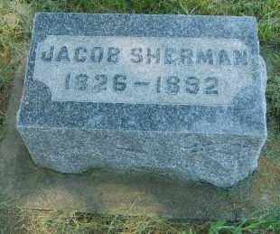SHERMAN, JACOB - Black Hawk County, Iowa | JACOB SHERMAN