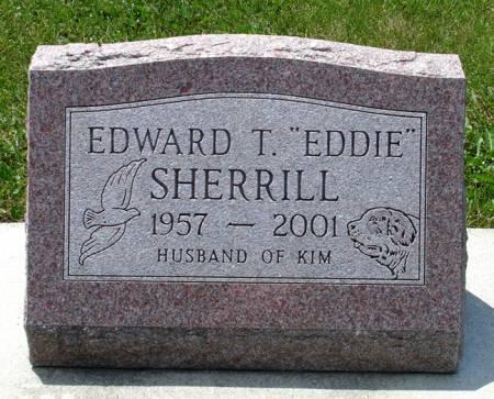 SHERRILL, EDWARD T.