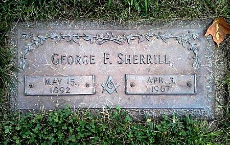 SHERRILL, GEORGE F. - Black Hawk County, Iowa | GEORGE F. SHERRILL