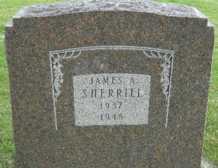 SHERRILL, JAMES A. - Black Hawk County, Iowa | JAMES A. SHERRILL