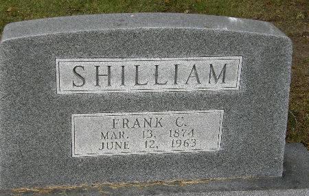 SHILLIAM, FRANK C. - Black Hawk County, Iowa   FRANK C. SHILLIAM