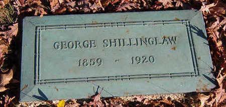 SHILLINGLAW, GEORGE - Black Hawk County, Iowa | GEORGE SHILLINGLAW