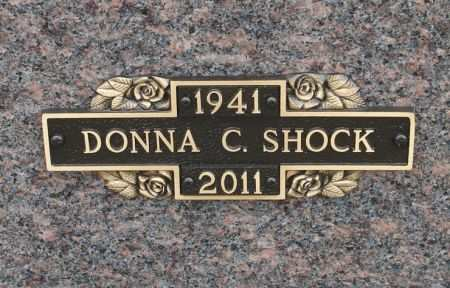 SHOCK, DONNA C. - Black Hawk County, Iowa | DONNA C. SHOCK