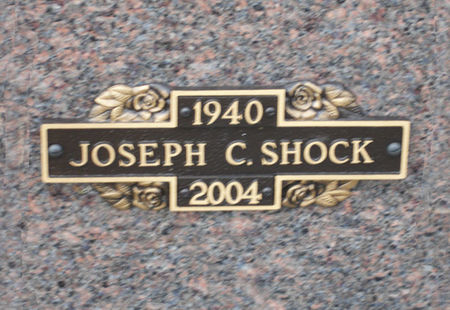 SHOCK, JOSEPH CHARLES - Black Hawk County, Iowa | JOSEPH CHARLES SHOCK
