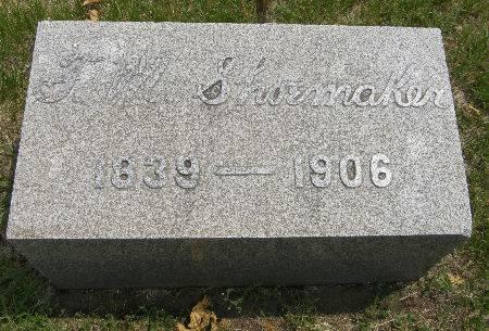 SHOEMAKER, F. M. - Black Hawk County, Iowa | F. M. SHOEMAKER