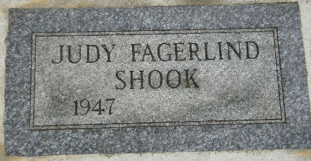 FAGERLIND SHOOK, JUDY - Black Hawk County, Iowa | JUDY FAGERLIND SHOOK