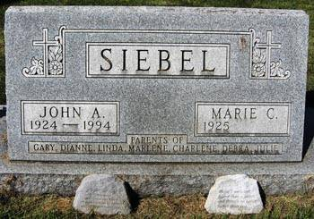 SIEBEL, JOHN ANTHONY