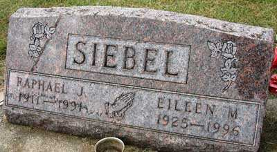 SIEBEL, RAPHAEL JOHN - Black Hawk County, Iowa | RAPHAEL JOHN SIEBEL
