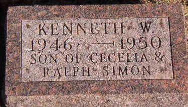 SIMON, KENNETH W. - Black Hawk County, Iowa | KENNETH W. SIMON