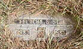SISK, FELICHA S. - Black Hawk County, Iowa   FELICHA S. SISK