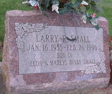 SMALL, LARRY R. - Black Hawk County, Iowa | LARRY R. SMALL
