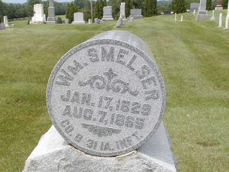 SMELSER, WILLIAM - Black Hawk County, Iowa | WILLIAM SMELSER
