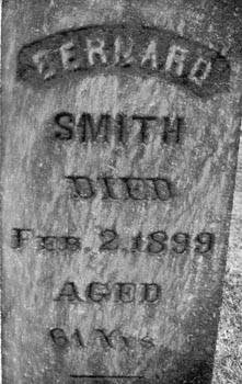 SMITH, BERNARD - Black Hawk County, Iowa | BERNARD SMITH