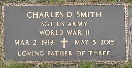SMITH, CHARLES DAVID - Black Hawk County, Iowa | CHARLES DAVID SMITH