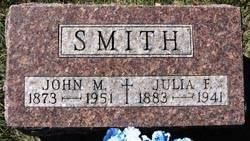 SMITH, JULIA F. - Black Hawk County, Iowa | JULIA F. SMITH