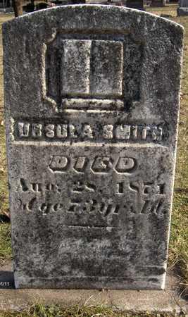 SMITH, URSULA - Black Hawk County, Iowa | URSULA SMITH
