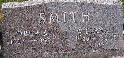 SMITH, WILLENA L. - Black Hawk County, Iowa   WILLENA L. SMITH