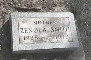 SMITH, ZENOLA - Black Hawk County, Iowa | ZENOLA SMITH