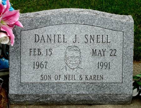 SNELL, DANIEL J. - Black Hawk County, Iowa | DANIEL J. SNELL
