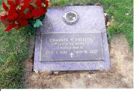 SNELLER, CHARLES WILLIAM - Black Hawk County, Iowa | CHARLES WILLIAM SNELLER