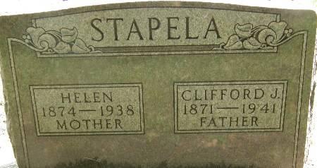 STAPELA, CLIFFORD J. - Black Hawk County, Iowa | CLIFFORD J. STAPELA