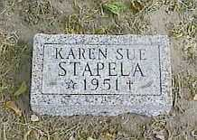 STAPELA, KAREN SUE - Black Hawk County, Iowa | KAREN SUE STAPELA
