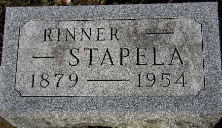 STAPELA, RINNER - Black Hawk County, Iowa | RINNER STAPELA