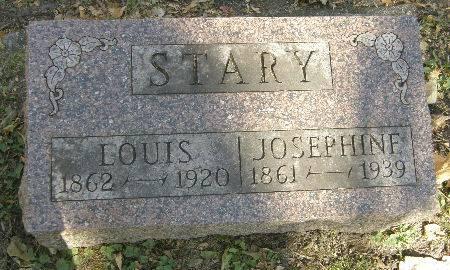 STARY, JOSEPHINE - Black Hawk County, Iowa | JOSEPHINE STARY