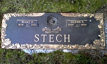 HENDERSON STECH, MARY H. - Black Hawk County, Iowa | MARY H. HENDERSON STECH