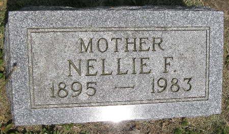 STEELY-DAVOE, NELLIE F. - Black Hawk County, Iowa | NELLIE F. STEELY-DAVOE