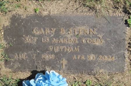STERN, GARY B. - Black Hawk County, Iowa | GARY B. STERN