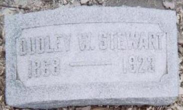 STEWART, DUDLEY - Black Hawk County, Iowa | DUDLEY STEWART