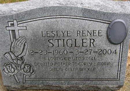 STIGLER, LESLYE RENEE - Black Hawk County, Iowa | LESLYE RENEE STIGLER